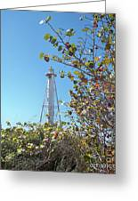Gasparilla Lighthouse Greeting Card