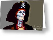 Gasparilla Work Number 5 Greeting Card by David Lee Thompson