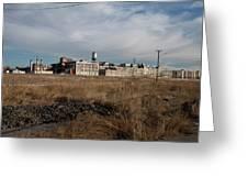 Gates Factory 2 Greeting Card