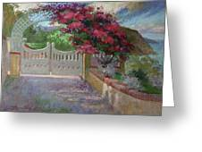 Gateway Splendor - Catalina Island Greeting Card