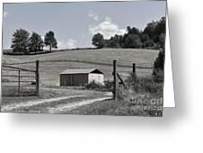 Gateway To North Carolina  Greeting Card