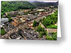 Gatlinburg Tennessee Greeting Card
