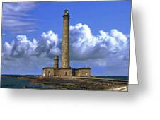 Gatteville Lighthouse Greeting Card