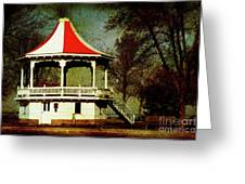 Gazeebo Greeting Card
