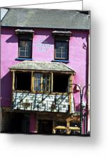 Gearagh Pub In Macroom Ireland Greeting Card