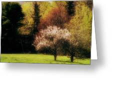 Geele Farm Meadow Greeting Card