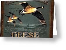 Geese Traditions Greeting Card by JQ Licensing