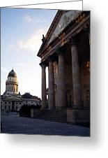 Gendarmenmarkt Greeting Card
