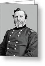 General George Thomas Greeting Card by War Is Hell Store