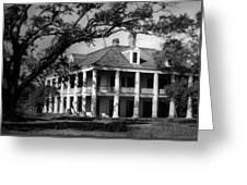 General Jackson's Headquarters Greeting Card