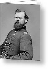 General James Mcpherson  Greeting Card by War Is Hell Store