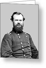 General Mcpherson Greeting Card