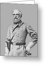 General Robert E Lee Greeting Card