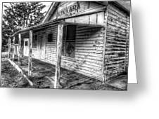 General Store. Greeting Card