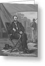 General U.s. Grant Greeting Card