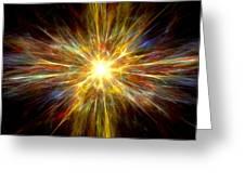 Genesis Greeting Card by Steve K