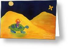 Gentle Passage Greeting Card