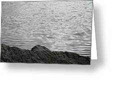 Gentle Waters Greeting Card