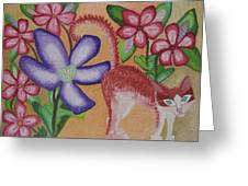 Gentleness, On My Mind, Forever On My Mind Greeting Card