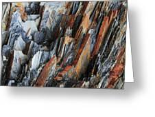 Geologica IIi Greeting Card by Julian Perry