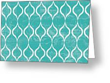 Geometric 3 Greeting Card