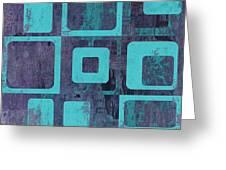 Geomix 02 - Sp06c6b Greeting Card