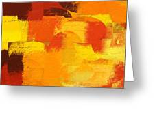 Geomix 05 - 01at01 Greeting Card