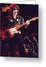 George Harrison 2 Greeting Card