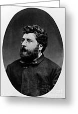 Georges Bizet, French Composer Greeting Card