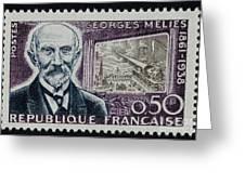 Georges Melies (1861-1938) Greeting Card
