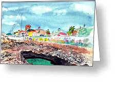 Georgetown Cayman Islands Greeting Card