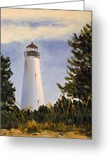 Georgetown Lighthouse Sc Greeting Card