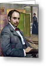 Gerardo Murillo (1875-1964) Greeting Card