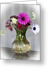 Gerbera Daisies Greeting Card