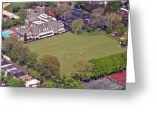 Germantown Cricket Club Cricket Festival Greeting Card by Duncan Pearson