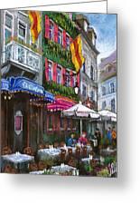 Germany Baden-baden 10 Greeting Card by Yuriy  Shevchuk