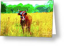 Gertrude Greeting Card