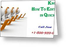 Get Expert's Guidence To Edit W2 Forms In Quickbooks Greeting Card