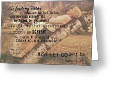 Get Perspective Quote Greeting Card