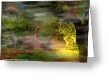 Gethsemane Vision-2008 Greeting Card