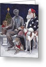 Gettysburg Christmas Greeting Card