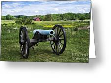 Gettysburg National Military Park Greeting Card