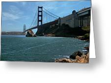 Gg Horseshoe Bay Greeting Card