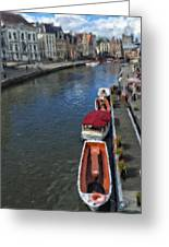 Ghent #1 Greeting Card