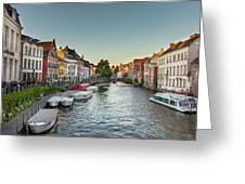 Ghent2 Greeting Card