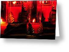 Ghost Light - St Bartholomew Greeting Card
