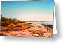 Giant Steps Maine Greeting Card