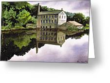 Gibson Mill Greeting Card