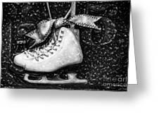 Gift Of Ice Skating Greeting Card