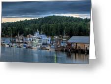 Gig Harbor 01 Greeting Card